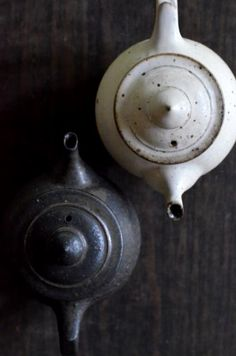 tea pot by TSUNOKAKE Masashi, Japan