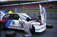 DTM 1989 am Nürburgring