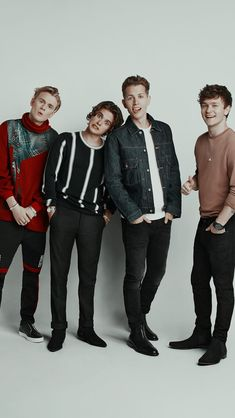 The Vamps Brad Simpson Connor Ball James Mcvey Tristan Evans Wallpaper Meet The Vamps, Brad The Vamps, James The Vamps, Bradley Simpson, The Vamps Tristan Evans, Vamps Band, Married In Vegas, Will Simpson, Love Band