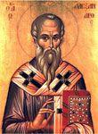 S. Alejandro, Obispo