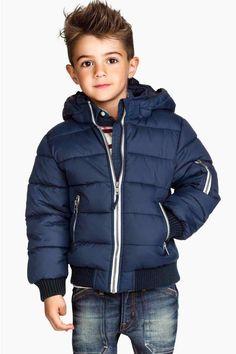 30 ES - Padded jacket | H & M