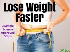 Wondering why you're not losing weight or how to lose weight faster? This articl… Wondering why you're not losing weight or how to lose weight faster? This article outlines 3 simple steps to help move the scale in the right direction. Weight Loss Secrets, Weight Loss Blogs, Weight Loss Program, Weight Loss Motivation, Quotes Motivation, Start Losing Weight, Loose Weight, Body Weight, How To Lose Weight Fast