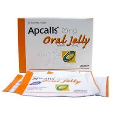 Apcalis Oral Jelly is a popular and successful treatment for erectile dysfunction. Containing the same active ingredients as Cialis, patients can benefit from an effective treatment time of at least 36 hours. This allows couples to engage in intercourse at a natural time. Unlike tablets, Oral Jelly is easy to swallow and is very quickly absorbed into the body.