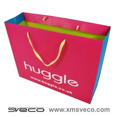 Hand Making Luxury Shopping Bag Paper Bags $0.15~$0.41