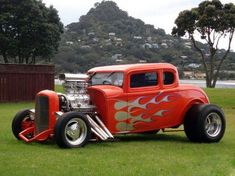 Afternoon Drive: Hot Rods & Rat Rods (26 Photos) (22)