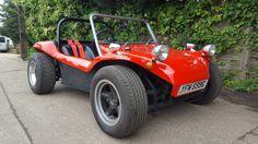 beach buggy 1641 cc 1968