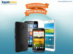 Get best #mobile phone #offers on Yuppleprice.com.  #onlinenewmobileoffers