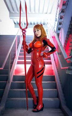 Crystal Graziano (Precious Cosplay) as Asuka, photo by Indiglue via /r/cosplay http://ift.tt/1a4EKSp