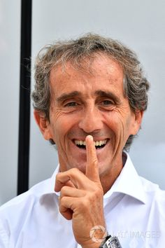 Alain Prost, Renault Sport Team Special Advisor at Austrian GP High-Res Professional Motorsports Photography Sport F1, Sport Cars, Race Cars, Alain Prost, F1 Racing, Road Racing, Renault Sport, F1 Drivers, Car And Driver