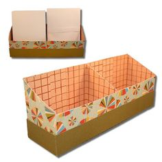 "This Card and Envelope Storage box  holds A2 cards (4-1/4"" x 5-1/2"") and A2 envelopes (4.375"" x 5-3/4"") and would also be great for stori..."