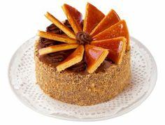 Węgierski tort Dobos | Blog kulinarny - oryginalne przepisy oraz porady kulinarne
