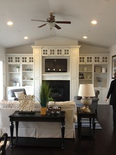 Family Room Design Ideas, Inspiration, Pictures, Remodels and ...