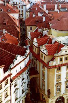 Prague, Old Town, Czech Republic