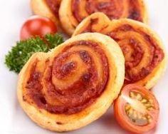 Roulés à la tomate et aux herbes de Provence
