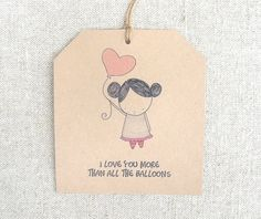 ~ Super cute ~ Love Gift Tags - Free download by Mayi Carles - Heartmade Blog