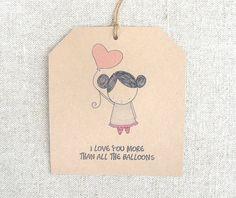 #printables adorable gift tags
