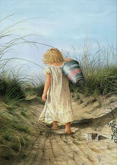 Path to the Sea (Ken Helser)