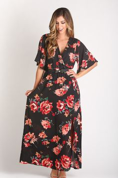 Morning Lavender, maxi dresses, floral, fall staple, fall outfit ideas