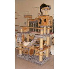 Arranhador Para Gato Imperial ( R-23 ) - R$ 1.699,00 no MercadoLivre
