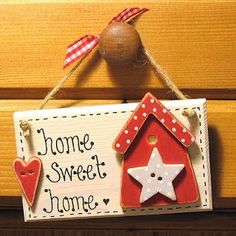 home sweet home signs - Search Country Crafts, Country Decor, Arte Pallet, Arts And Crafts, Diy Crafts, Country Paintings, Wooden Crafts, Home Signs, Painting On Wood