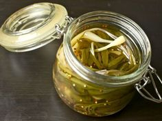 Pickled Ramps Recipe