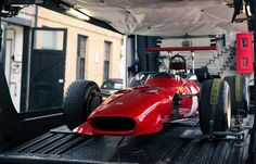 Easy does it! Fiskens preparing for Paris... | Classic Driver Magazine
