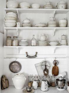 nicho na cozinha