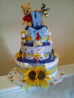 Rd Diaper Cake