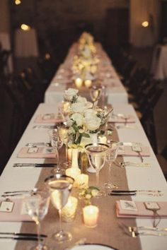 Rustic gold table runner x x