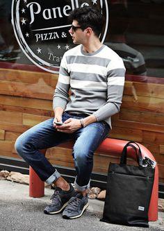 .:Casual Male Fashion Blog:. (retrodrive.tumblr.com) current trends | style | ideas | inspiration | non-flamboyant