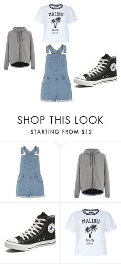 """""""Barbecue"""" by secondsofmcbusted on Polyvore featuring Dorothy Perkins, NIKE, Converse and New Look"""