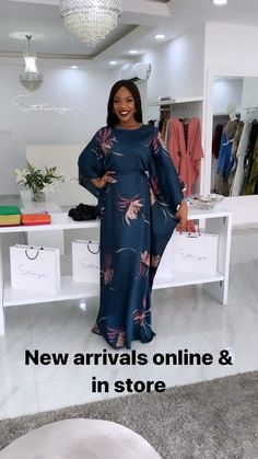 New Arrivals Shop Online Now African Dresses For Kids, Latest African Fashion Dresses, African Dresses For Women, African Print Fashion, Africa Fashion, African Attire, African Print Dresses, Abaya Fashion, Fashion Outfits