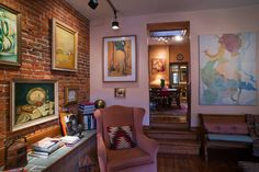 A converted church in Savannah, Ga., a rowhouse in Philadelphia and a contemporary in Phoenix.