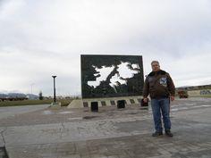 2 de Abril Día del Veterano de Malvinas Veterano Gérman Cesár Gómez. Destino 1982,  Buque Hospital Bahia Paraiso