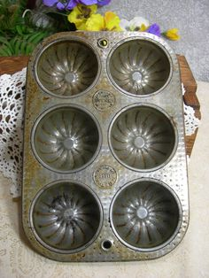 Ovenex X1060 Baking Pan for Muffin Cupcakes or by MyRetroCharm