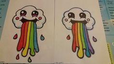Znalezione obrazy dla zapytania kawaii rysunki