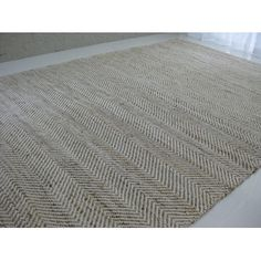 Free Shipping Shop Wayfair Australia for your Serengeti Herringbone Rug. Features:Material: 70% Cotton and 30% juteNote: Please be aware that actual colours may vary from those shown on your screen.