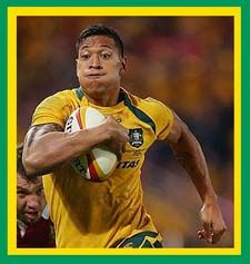 Israel Folau, Rugby Tickets, Australia Rugby, Rugby Sport, Wales, The Past, History, Sports, Hs Sports