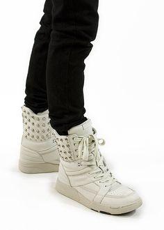 Diet Butcher Slim Skin Studded sneaker