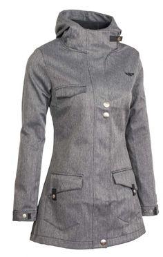 Grey Zone Ladies´ Parka Jacket VOL II