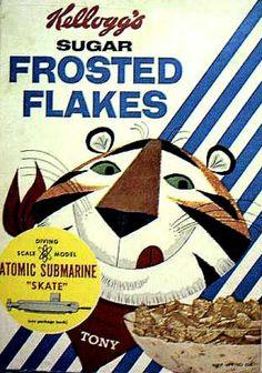 Retro Cereal