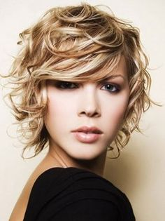 Short curly hairstyles 2014 #hair #hairstyles