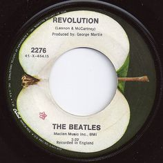 Revolution / Beatles / #12 on Billboard 1968
