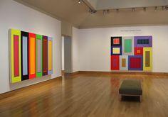 Peter Halley: Big Paintings