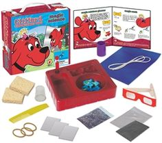 the young scientists club clifford science kit giveaway ends 4/3/2015