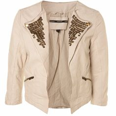 Loving this jacket. I need now! I have the PERFECT shirt to match.