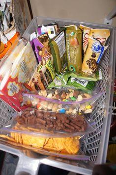 Project Pinterest: Organizing the Pantry and Kids Hungry Box — JaMonkey