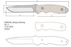 pevne — OneDrive Knife Shapes, Knife Template, Knife Patterns, Diy Knife, Belt Grinder, Handmade Knives, Knife Making, Blacksmithing, Metal Working