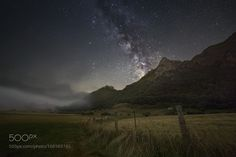the valley and the Milky Way  Image credit: http://ift.tt/2bQBfEY Visit http://ift.tt/1qPHad3 and read how to see the #MilkyWay  #Galaxy #Stars #Nightscape #Astrophotography