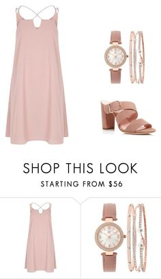 """""""Untitled #5"""" by bhagyashri-mayee-sawant on Polyvore featuring River Island, INC International Concepts and Kate Spade"""